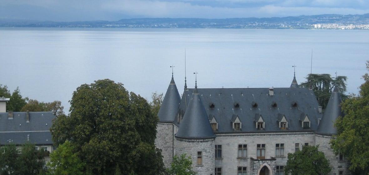 Photo of Évian-les-Bains