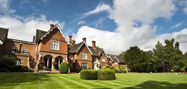 Photo of Audleys Wood Hotel