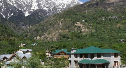 Urvashi's Retreat