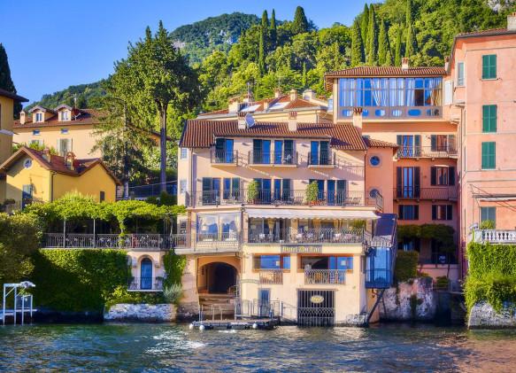 Hotel du lac Varenna