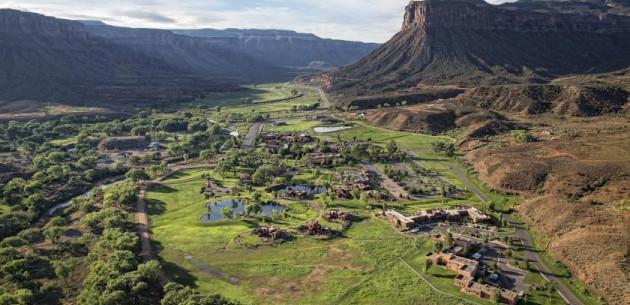Photo of Gateway Canyons Resort