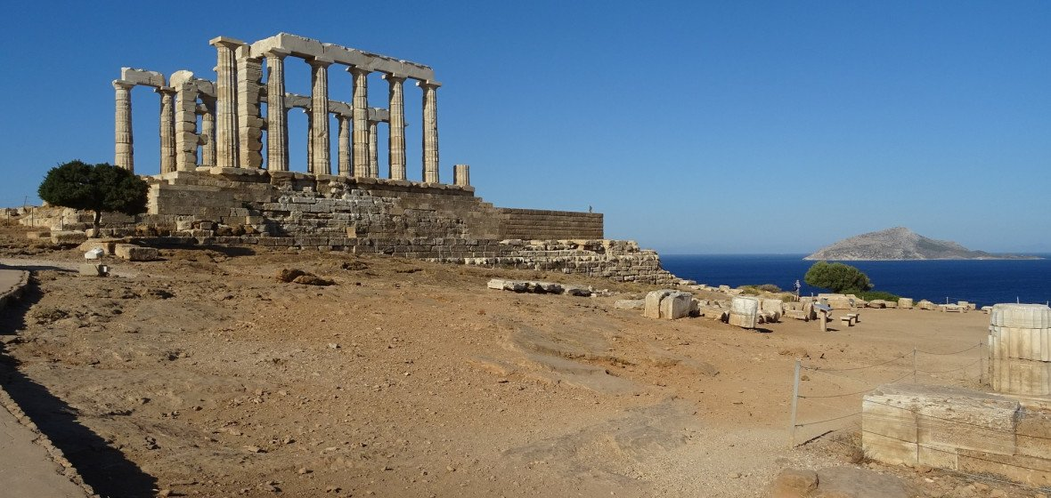 Photo of Sounio