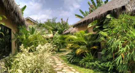The Secret Garden at Otres Beach