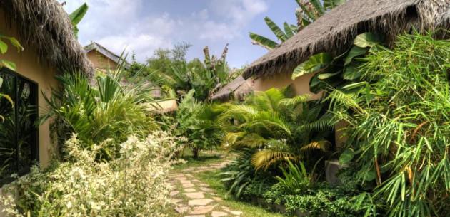Photo of The Secret Garden at Otres Beach