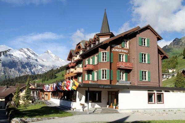 Photo of Hotel Jungfrau