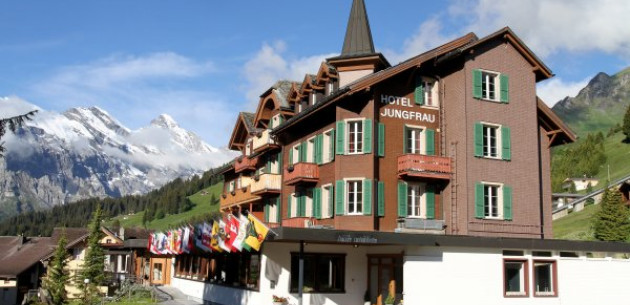 Photo of Hotel Jungfrau