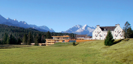 Das Kranzbach Hotel & Wellness Retreat