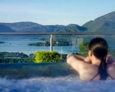 The Best Hotels with Private Hot Tubs in Ireland