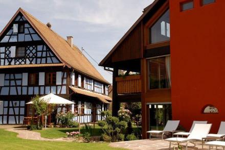 Wine hotels in alsace france the hotel guru for Designhotel elsass