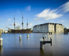 The Best Hotels in Amsterdam's Eastern Docklands