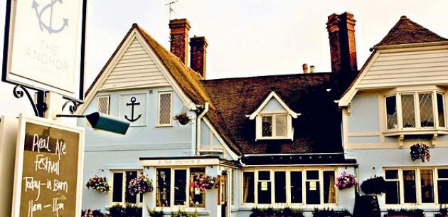 Photo of The Anchor, Suffolk