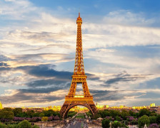 The 4 best hotels near the Eiffel Tower