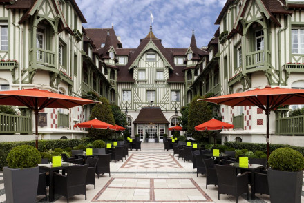 Hotel Barriere Le Normandy