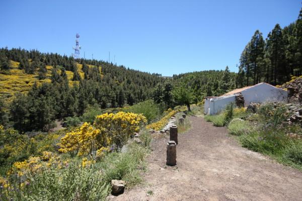 Gran Canaria walking route