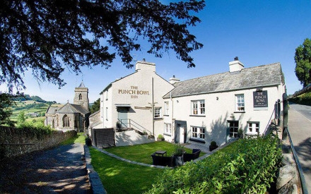 Punch Bowl Inn, Cumbria