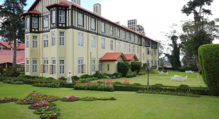 The Grand Hotel, Nuwara Eliya