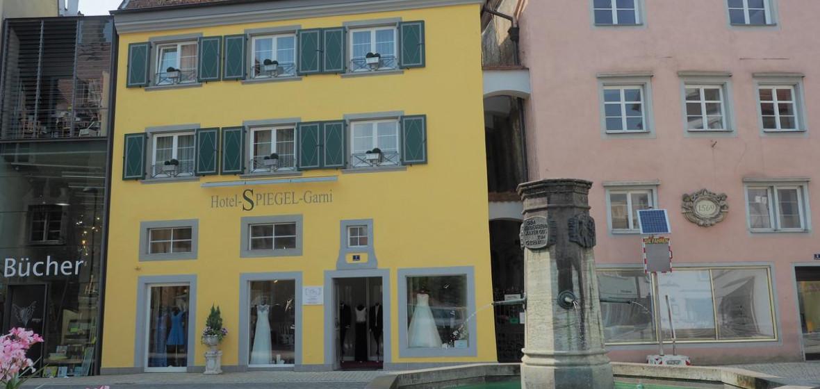 Photo of Hotel Spiegel Garni