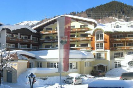 Hotel Schwarzer Adler, St Anton
