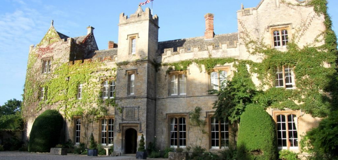 Photo of The Manor, Oxfordshire