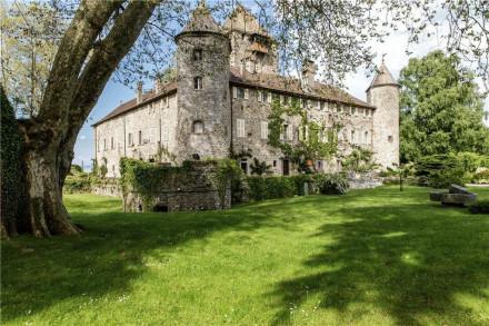 Chateau de Coudree