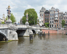 3 of the Best Hotels in Amsterdam's Jewish Quarter and Plantage