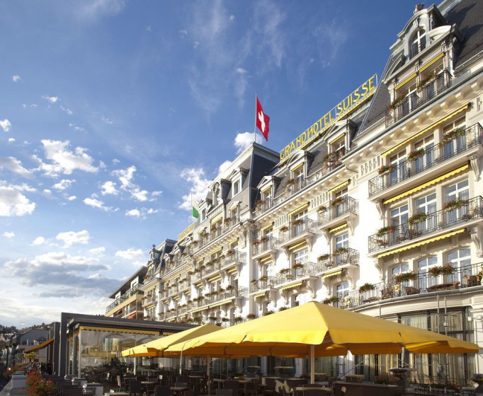 Photo of Grand Hotel Suisse Majestic