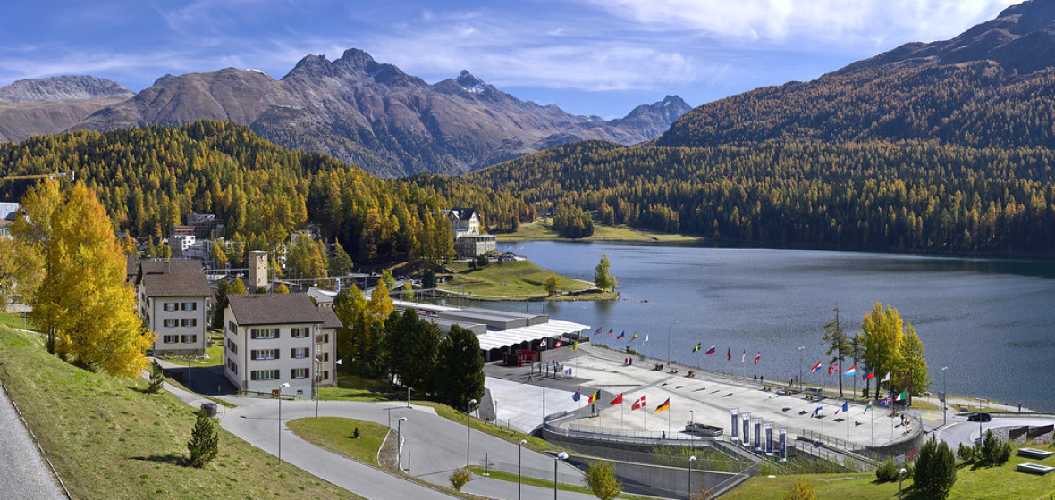 Photo of St Moritz
