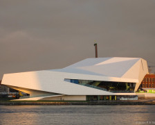 The 5 best hotels near the EYE Filmmuseum