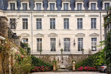 Le Grand hotel de L'Abbaye