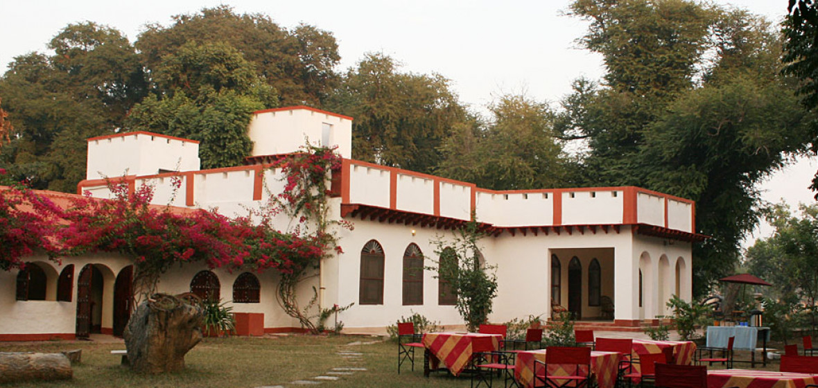 Photo of Chambal Safari Lodge