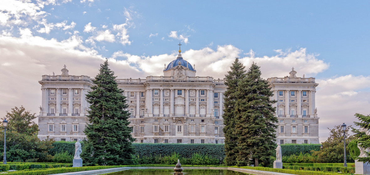 Best Places To Stay In Madrid Spain The Hotel Guru