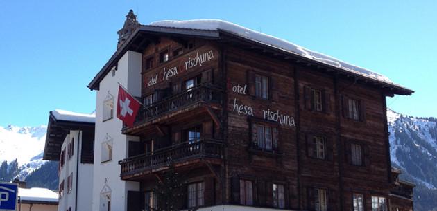 Photo of Hotel Chesa Grischuna