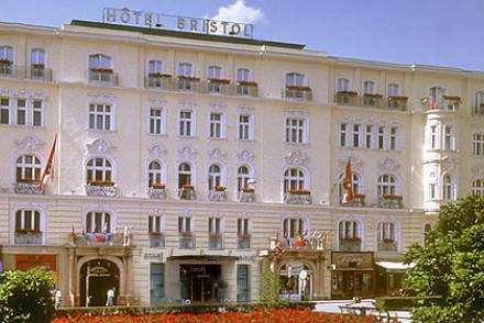 Hotel Bristol, Salzburg