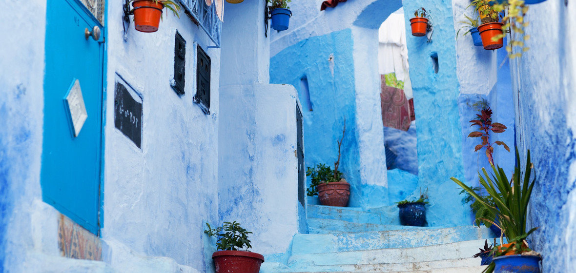 Photo of Chefchaouen