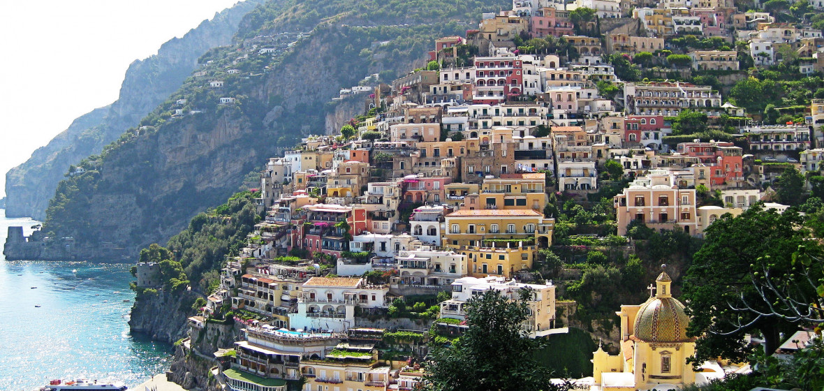 Photo of Positano