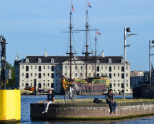 The 3 Best Hotels near the Maritime Museum, Amsterdam