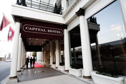 The Capital Hotel, Little Rock
