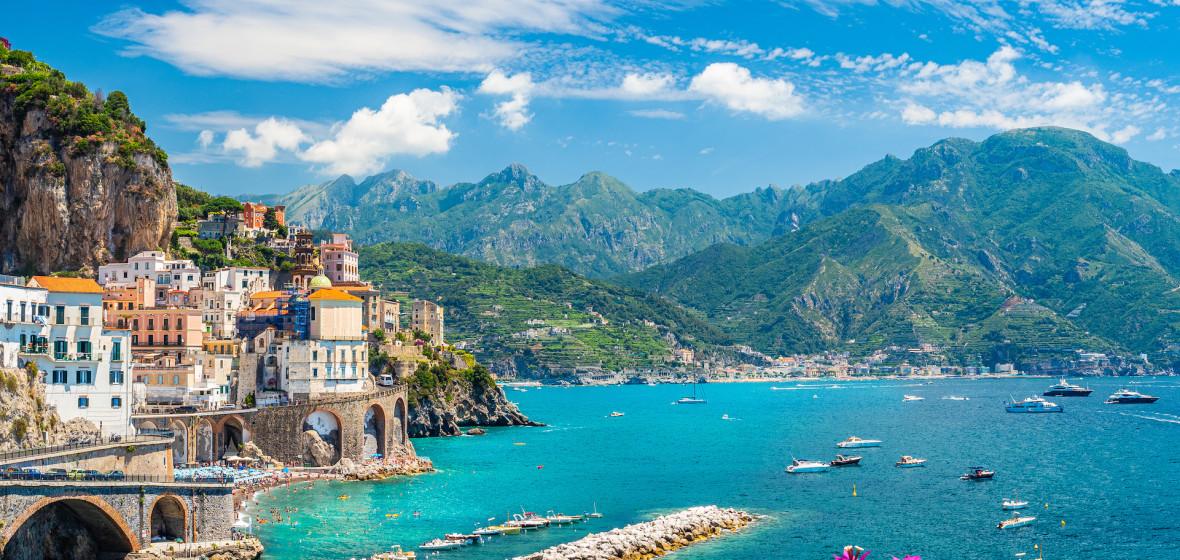 Photo of The Amalfi Coast