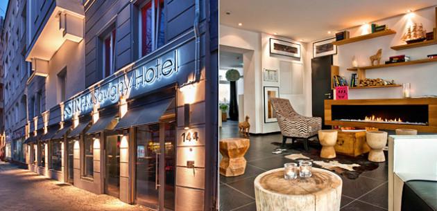 Photo of Sir FK Savigny Hotel
