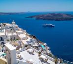 Best Hotel Views on Santorini