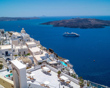 The 10 Best Hotel Views on Santorini