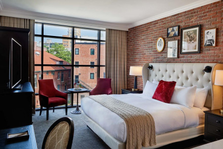 The Foundry Hotel