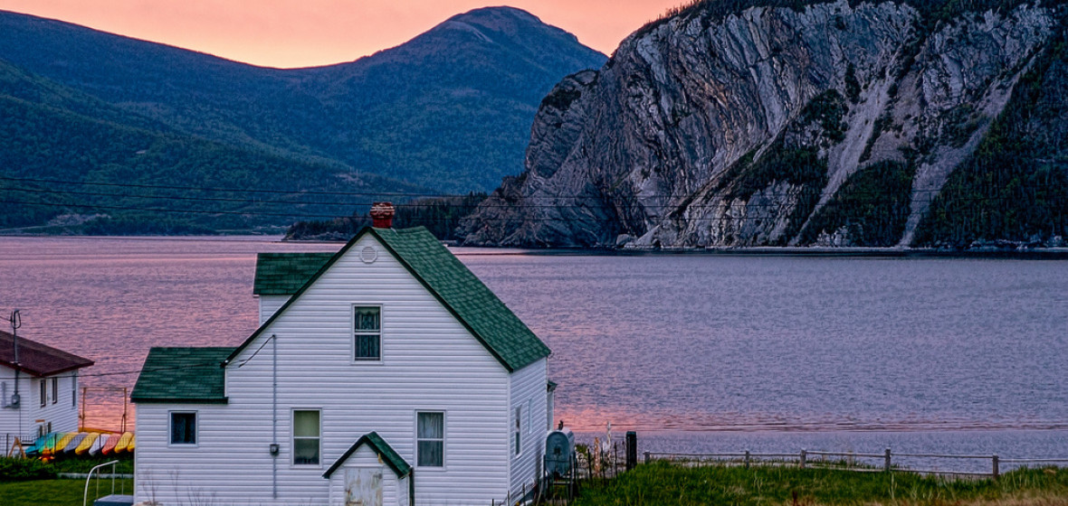 Photo of Norris Point
