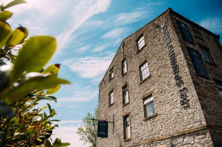 1823 Spinning Block at Holmes Mill