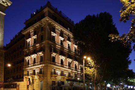 Hotel Regina, Rome