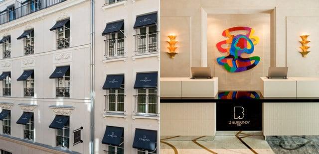Photo of Hotel Le Burgundy