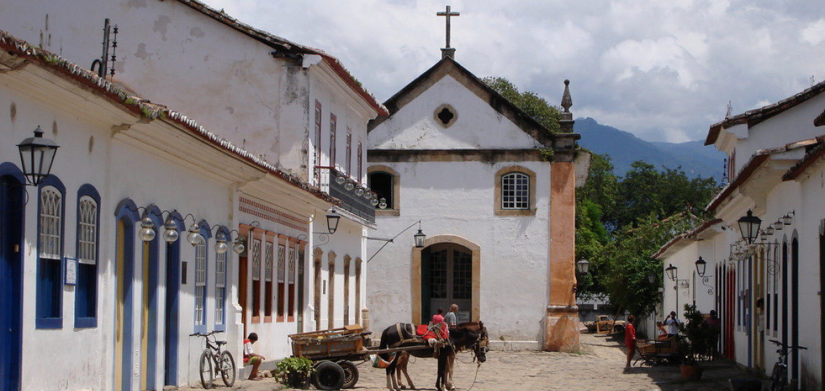 Photo of Paraty
