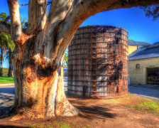 Wine hotels in the Barossa Valley