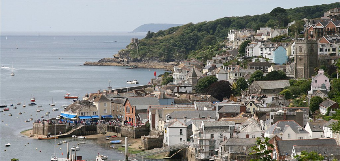 Photo of Fowey