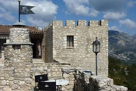 Chateau de Trigance